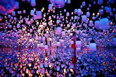 teamLab And Mori Building Opened the Unique Interactive Art Museum . Digital Art digital art museum near me Interaktives Museum, Tokyo Museum, Pompeii, Odaiba, Interactive Art, Digital Museum, British Library, Museum Of Modern Art, Luxor