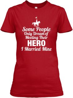 Discover Proud Rcmp Wife Limited Edition Sweatshirt, a custom product made just for you by Teespring. - Some People Only Dream Of Meeting Their Hero I. Meanwhile In Canada, Blue Bloods, Life Is An Adventure, Just For You, 70th Birthday, Birthday Ideas, Hero, Police, My Style