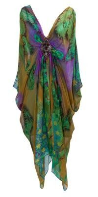 treasure island kaftan