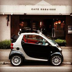 #smartcars are everywhere #hokkaido – Instagram picture by @makoto_ichikawa #travelling