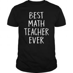 Best Math Teacher ever christmas gift for teacher shirts LIMITED TIME ONLY. ORDER NOW if you like, Item Not Sold Anywhere Else. Amazing for you or gift for your family members and your friends. Thank you! #math