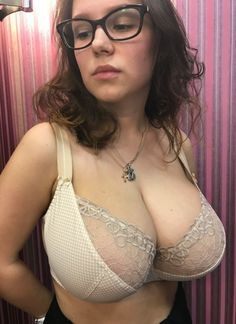 Big tits in bras
