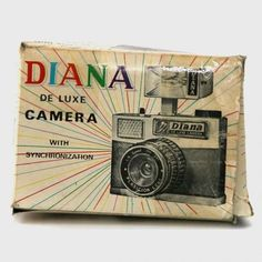 In Spring 2007, Lomography acquired the incredible Detrich collection of Diana cameras and its clones from the 60's and 70's. The cameras alone are stunning but I'm in love with the packaging that they come in. Packaging just isn't made like it use to be.    View more at www.probablybest.co
