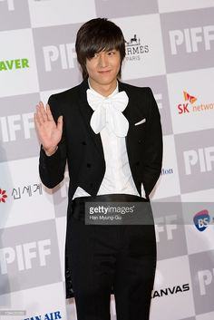 South Korean actor Lee Min-Ho arrives at the opening ceremony of the 14th Pusan International Film Festival on October 8, 2009 in Busan, South Korea. The biggest film festival in Asia showcases 355 films from 70 countries and runs from October 8-16.