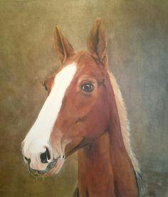 Reni, Gelders paard. Gemaakt in opdracht