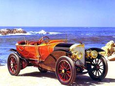 1914 Rolls Royce Silver Ghost Labourdette -ChittyChittyBangBang car!