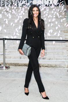 Rachel Roy at the Tribeca Film Festival Vanity Fair party. | This Week's Best Dressed | POPSUGAR Fashion Photo 59