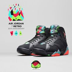 #air #jordan7 #retro #30thanniversary #jumpman23 #sneakerbaas #baasbovenbaas  Air Jordan 7 Retro 30th Anniversary - Available online on Saturday!  For more info about your order please send an e-mail to webshop #sneakerbaas.com!