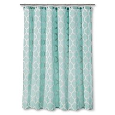 Tahari Home Printemps White Blue Floral Fabric Shower Curtain Tahari Home Http Www Amazon Com