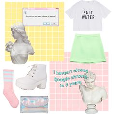 """""""Aesthetic"""" by lissydear on Polyvore"""