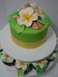 Image result for tropical baby cake