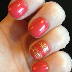 My sweet nails :)