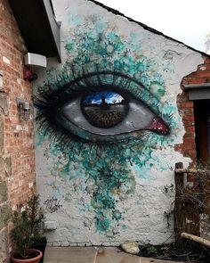 Occhi che riflettono