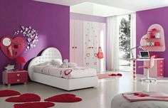 12 Best Pretty Bedrooms For Girls Ideas Designthe5