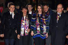 Monacký princ Albert II , jeho sestra princezna Stephanie, její dcera Pauline...   na serveru Lidovky.cz   aktuální zprávy