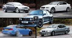 Car Throttle Attempts Sum-up the BMW M3 from all generations (E30, E36, E46, E92, F80) in 'Ultimate Review Video' http://www.automotiveaddicts.com/59312/car-throttle-bmw-m3-all-generations-e30-e36-e46-e92-f80-video
