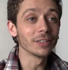 Valentino Rossi. Not everyday you get to see Vale on Pinterest. Teehee! Although I'll admit I jumped when I saw it.