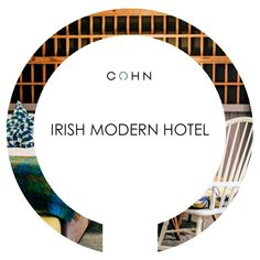 This Modern Irish hotel is set next to the Atlantic Ocean, the interior design combines modern with rustic traditional decor ideas.  While the architecture of the reception is rustic with details found in a country cottage or farmhouse. The bedrooms and suites colors are inspired by the natural seaside setting.  | #desk | #bed| #reception |