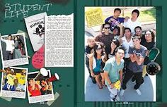 yearbook student life ideas - Google Search