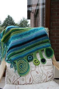 Freestyle Capelet Scarf