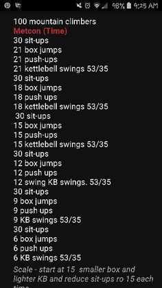 The Best Cardio Workout Ever! Kill Those Calories and Get Healthy, Fit and Happy! Crossfit Workouts At Home, Wod Workout, Boot Camp Workout, Spartan Workout, Cardio Workouts, Cross Fit Workouts, Crossfit Posters, Crossfit Bootcamp, Crossfit Routines