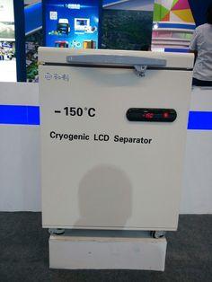Frozen Lcd separator machine
