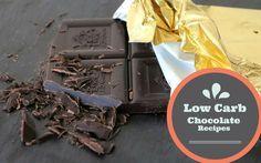 Low Carb Schokolade selber machen und tolle Schokoladen-Rezepte entdecken. Nur 19g KH pro 100g. Naschen ohne schlechtes Gewissen - einfache Rezepte!