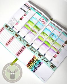 Meet the Passion Planner in my latest blog post and see what features of this planner have made it my favorite planner ever! Post includes a look at a couple of my weekly layouts.   #planner #passionplanner #inspiration