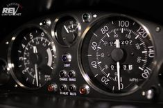 NA - RevLimiter original Warbird gauge faces for Mazda MX-5 Miata.