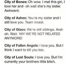 the mortal instruments quotes - Google Search