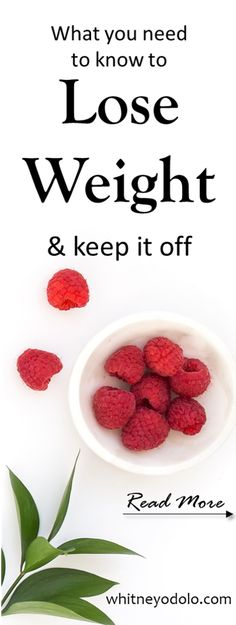 Great weight loss tips and very easy to do. I loved this! These are things that actually work if you want to shed some pounds!