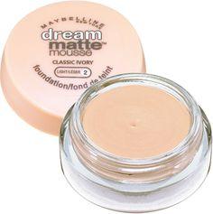 Maybelline Dream Matte Mousse Foundation   Ulta Beauty