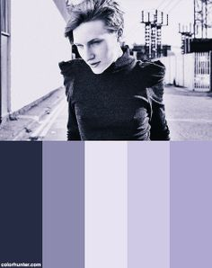 Violet Mood Color Scheme