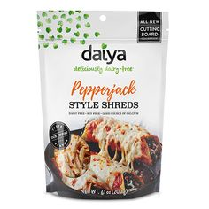 Plant-based shreds for any of your favorite comfort foods that call for melted cheese. Six flavors to choose from including the premium dairy-free shreds. Lactose Free Dairy Products, Vegan Products, Non Dairy Cheese, Vegan Options, Breakfast Casserole, Going Vegan, Vegan Recipes, Vegan Food, Grocery Store