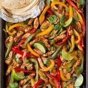 Sheet Pan Fajitas | Cooking Classy