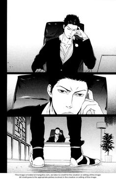 Hyoudo is so sexy *-*  Acid Town Vol.1 Ch.1 page 38 at www.Mangago.me