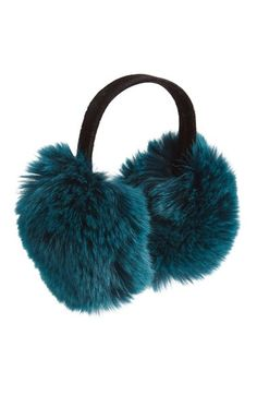Kyi Kyi Genuine Fox Fur Earmuffs available at #Nordstrom