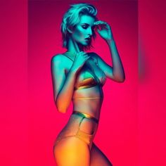 Vibrant Fashion Photography by Jake Hicks in Fashion