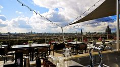 DoubleTree by Hilton Hotel Amsterdam Centraal Station, Netherlands - SkyLounge