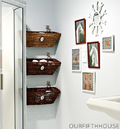 7 Creative and Practical DIY Bathroom Storage Ideas