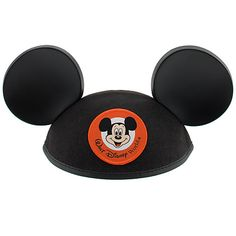 Mickey Mouse Ear Hat for Adults - Walt Disney World - Personalizable | Ear Hats & ''Mickey Mitts'' | Disney Store