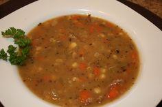Bramboračka – Potato Soup   Little Bit Of Czech Republic