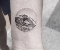 Dr. Woo tattoo. WOW. Wouldn't get a wave but this is so detailed and cool I had to pin