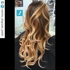 Buongiorno a tutti! #cdj #degradejoelle #taglipuntearia #degradé #igers #musthave #hair #hairstyle #haircolour #longhair #oodt #hairfashion #madeinitaly #workhairstudiovittorio&tiziana #roma #eur