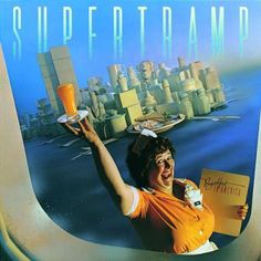 supertramp Breakfast in America 33T