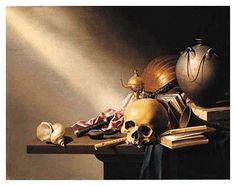 Vanidades _ Harmen Steenwyck_1645