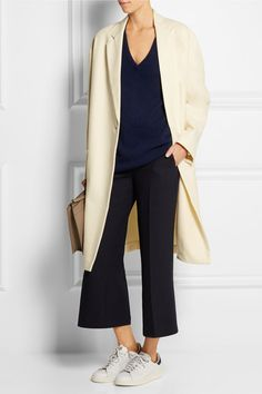 STUDIO NICHOLSON Broadway oversized wool coat $1,035