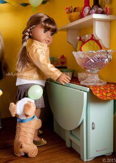 Dolly Dorm Diaries ~ Our American Girl Doll Blog Adventures : Follow Lanie