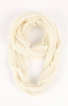 Mid Weight Infinity Scarf--PacSun