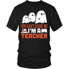 Limited Edition Teacher Halloween Design